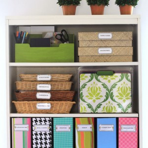 Organizing-ideas-for-a-home-office