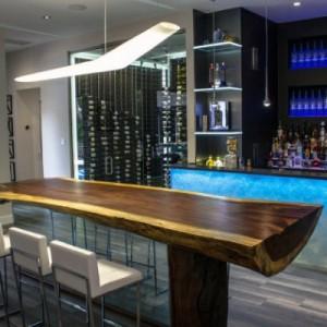 designing man cave amazing bar designs