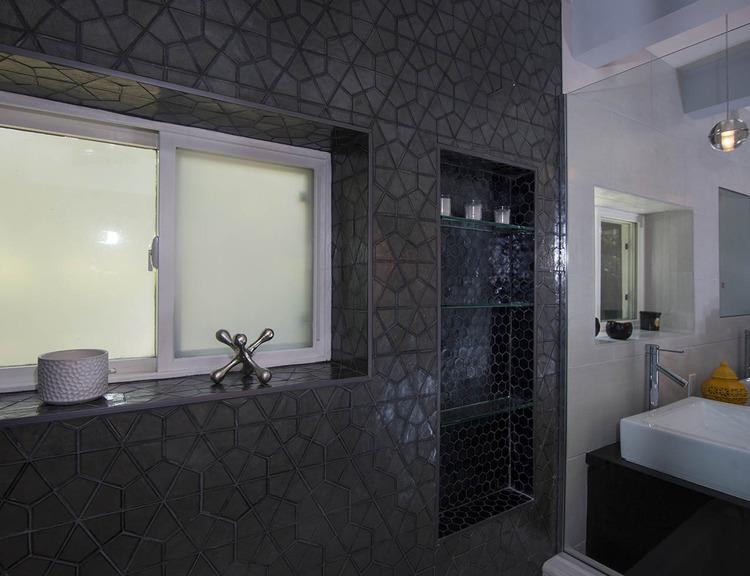 los angeles interior designer bathroom remodel