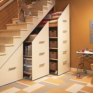 Awesome-Under-the-Stairs-Storage